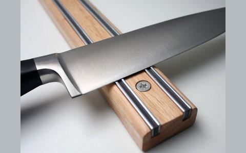 Держатель для ножей магнитный своими руками